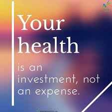 Image result for your greatest investment in health
